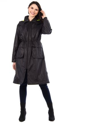 Long manteau coupe-vent par Noize