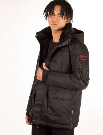 Manteau en duvet par Point Zero