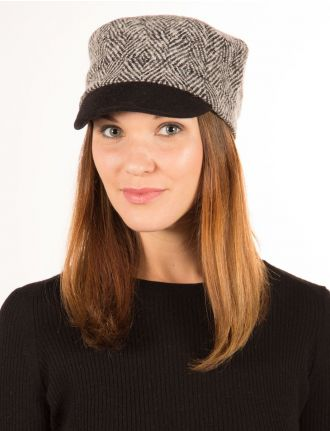 Chapeau en tweed par Canadian Hat