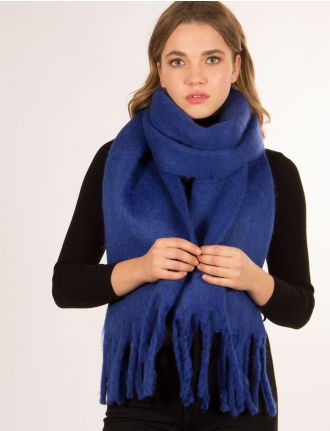 Foulard de couleur unie par Only